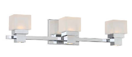 LED Vanities and Sconces offer bath and ambient lighting.