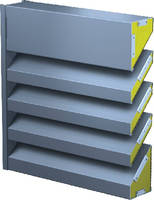 Stationary Acoustic Louver is Miami-Dade qualified.