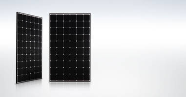 Solar Panel uses n-type multi-wire busbar cells.