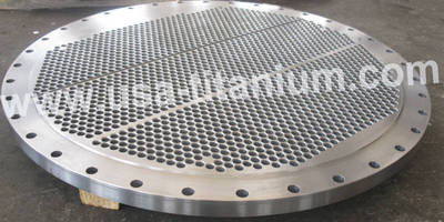 Titanium Tube and Plate for Heat Exchanger and Industry Equipments