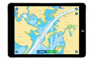 Boating App offers autorouting from dock to dock.