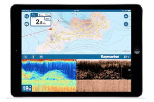 Raymarine® and Navionics Partner to Deliver Exciting New Sonarchart(TM) Live Functionality to Raymarine Dragonfly(TM) Pro & Wi-Fishtm Devices