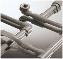Polypropylene Piping System withstands harsh conditions.