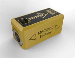 Bi-Directional Flow Sensor suits medical applications.