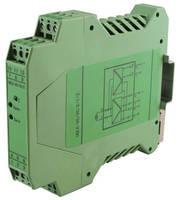 Three-Way Isolator Transmitter Splitter has compact design.
