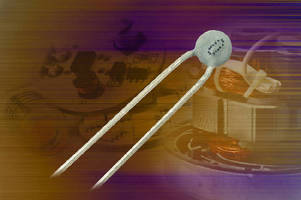 PTC Thermistors provide remote over-temperature sensing.