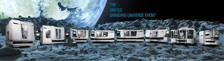 The UNITED GRINDING Universe Event to Explore Vast Grinding Frontier