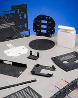 Die-Cut PP Materials offer flame-retardant electrical insulation.