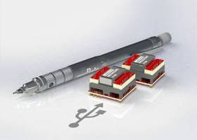 Surface Mount Module provides data and power isolation.