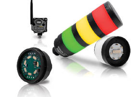 Wireless Tower Light provides remote monitoring.