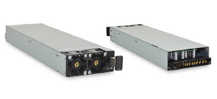 Front-End AC-DC Power Supply targets PoE applications.
