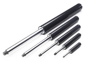 Industrial Gas Springs offer smooth manual operation, durability.