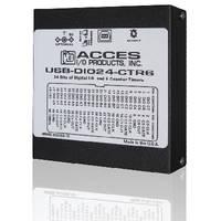 Digital I/O Module suits USB-based embedded applications.