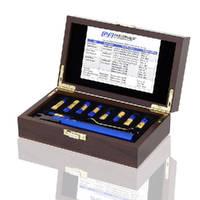 VNA Calibration Kits come in 50 and 75 ohm versions.