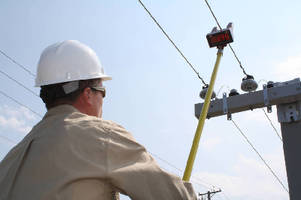 Digital Ammeter takes measurements up to 500 kV.