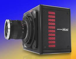 High-Speed Camera delivers optimal light sensitivity.