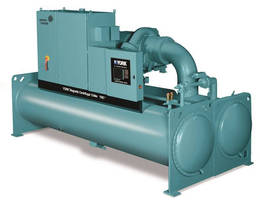 Magnetic-Bearing Centrifugal Chillers include low-capacity units.