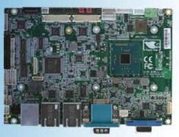 Subcompact Board and Network Appliance consume just 6 W.