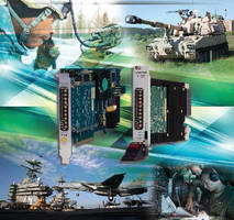 Signal Interface Systems support VPX or PCIe.