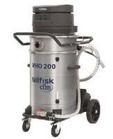 Sump Pump Vacuum supports metalworking applications.