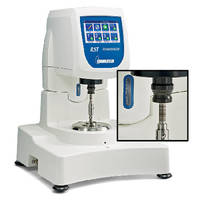 Touch Rheometer offers Automatic Gap Setting feature.