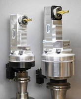 Right-Angle Heads serve new applications with tool adapter.