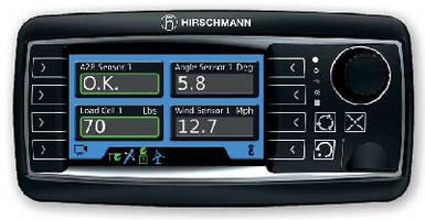Wireless Indicator features multi-sensor design.