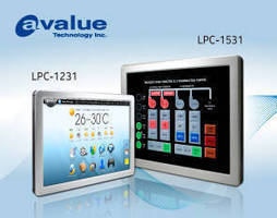 Touch Panel PCs withstand rigorous environments.