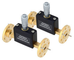 Continuously Variable Waveguide Attenuators deliver up to 110 GHz.