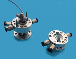 Passive Tool Changer does not require compressed air, electrics.
