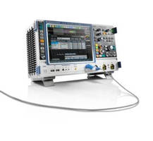 Digital Oscilloscopes offer trigger and decoder option.