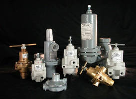 Stainless Steel Pressure Regulators handle corrosive media.