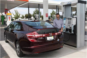 Linde Hydrogen Fueling Station Open for Business in West Sacramento