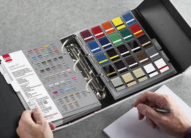 Duets Direct(TM) Sample Swatch Binder and Free Refill Samples Represents Gemini's Complete Engraving Sheet Stock Offering