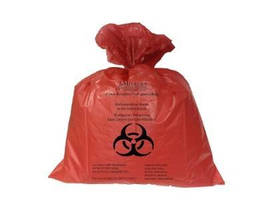 Dual-Tested Autoclave Bags handle biohazardous waste.