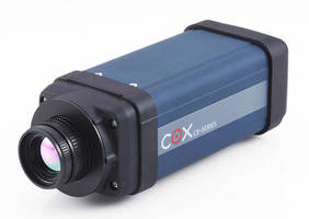 LWIR Thermography Camera is suited for radiometric imaging.