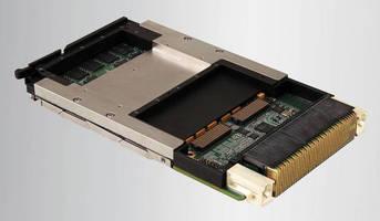 IOS-Based 3U ESR VPX Module has 2 Gigabit Ethernet interfaces.