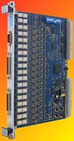 VME RTD/Resistance Input Module features 16 independent channels.