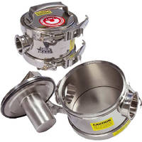 Magnetic Separator targets liquid line processors.