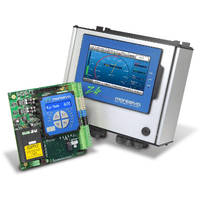 Web Tension Controller utilizes load cell feedback.