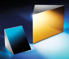 Right Angle Mirrors serve system alignment applications.