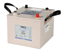 Li-Ion Battery replaces lead-acid batteries, increases power.