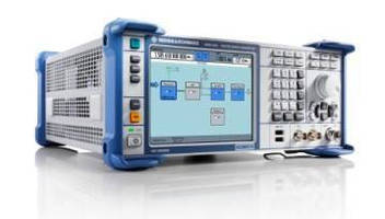 GNSS Production Tester offers diverse characterization functions.