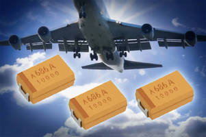 Polymer Tantalum Capacitors suit critical military systems.