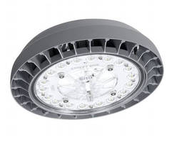 Compact LED Luminaire for parking garage applications.