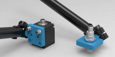 Proximity Switch Mount is engineered with high-strength nylon.