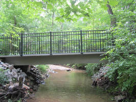 FiberSPAN's Bridge System Connects Three Parks Giving Hikers Access to Trails