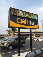 CARite Auto Dealership in Monroe, MI Enhances Their Messaging With a Full Color LED Display