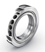 High-Speed Ball Bearing increases aircraft engine efficiency.