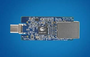 SuperSpeed USB Controller combines high throughput, low power.